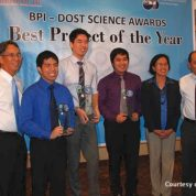 Personalized drug dosage is BPI-DOST's Project of the Year